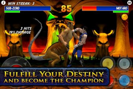 Mortal Combat 3 Ultimate