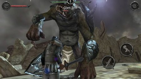 Ravensword: Shadowlands на Android