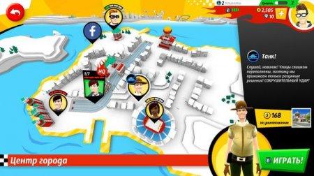 Скриншот Crazy Taxi на Андроид