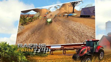 Crazy Farm Racing 3D на Андроид