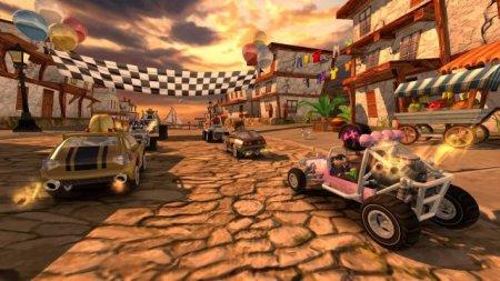 Скриншот Beach Buggy Racing на Андроид