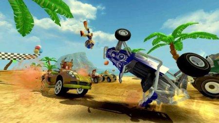 Скриншот игры Beach Buggy Racing