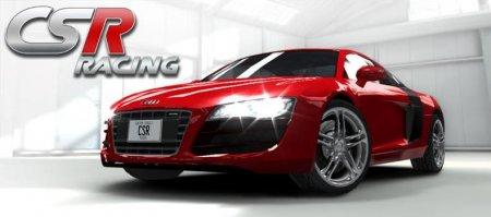 Обложка игры CSR Racing