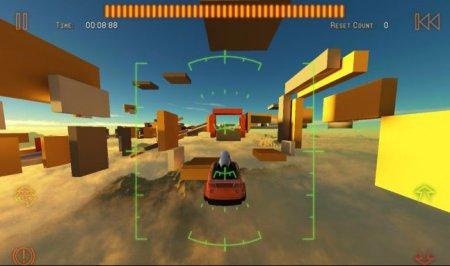 Скриншот Jet Car Stunts 2 для Android