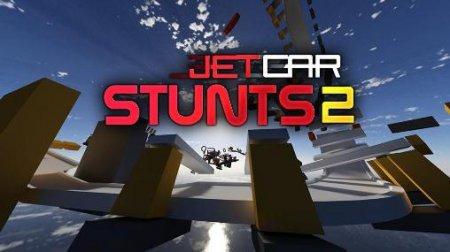 Обложка Jet Car Stunts 2