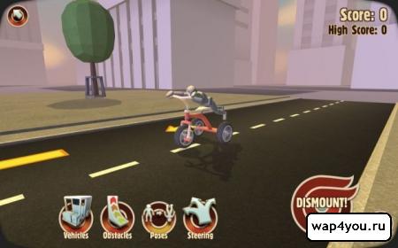 Обложка игры Turbo Dismount