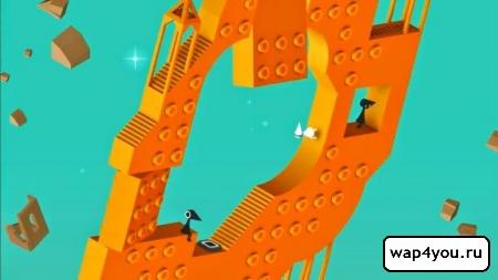 Скриншот игры Monument Valley