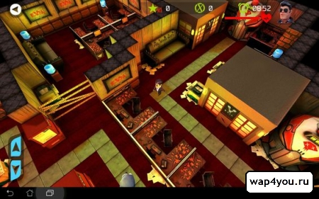 Скриншот игры Agent Awesome