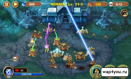 Скриншот Castle Defense
