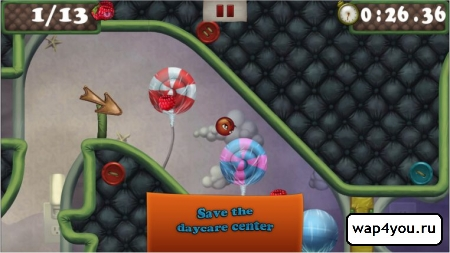 Скриншот Bounce On Back
