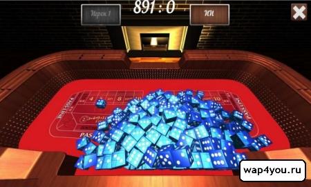 Скриншот GODice 2 Настольная игра Кости