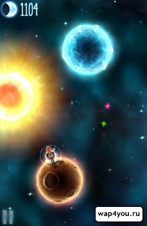 Скриншот игры Little Galaxy