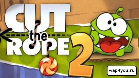 Обложка игры Cut The Rope 2