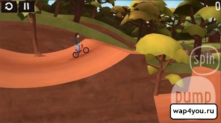 Скриншот игры Pumped BMX 2