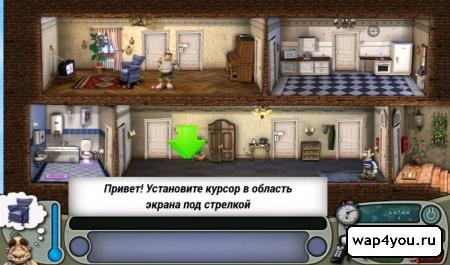 Скриншот игры Как Достать Соседа на Android