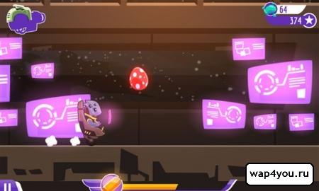 Скриншот Galactic Rush