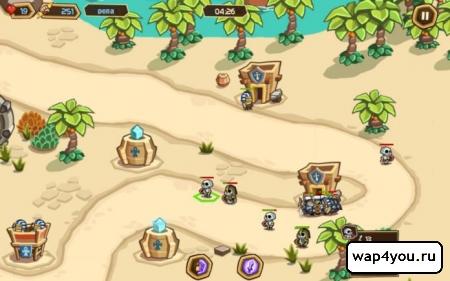 Скриншот игры Empires of Sand