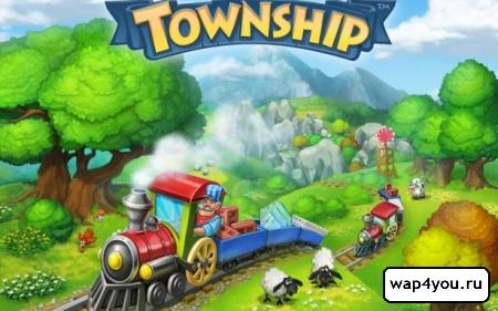 Обложка игры Township - Город и Ферма
