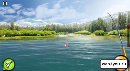 Скриншот игры Рыбалка Речной монстр 2