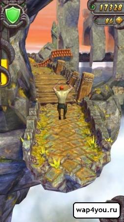 Скриншот игры Temple Run 2