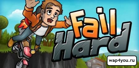 Обложка игры Fail Hard