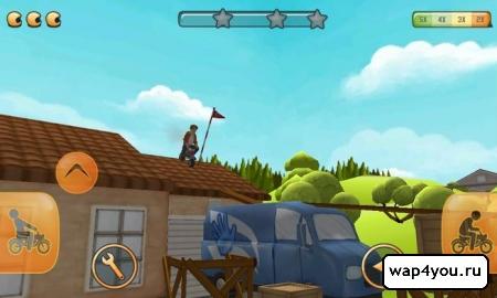 Скриншот игры Fail Hard