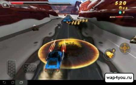 Скачать Death Race:Crash Burn для Андроид