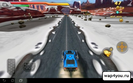 Взломанный Death Race:Crash Burn