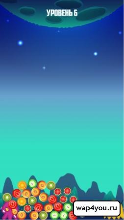 Скриншот Hungry Aliens на Android