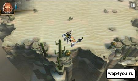 Скриншот LEGO BIONICLE для Android