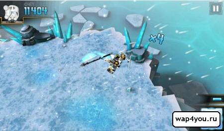 Скриншот LEGO BIONICLE на Андроид