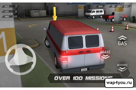 Скриншот игры Parking Reloaded 3D