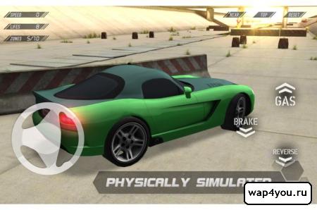 Скриншот Parking Reloaded 3D на Андроид
