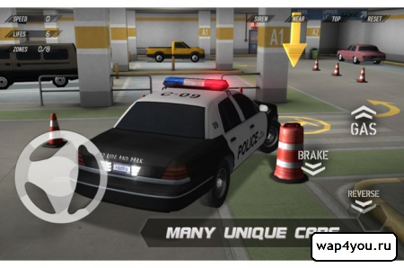 Скриншот Parking Reloaded 3D