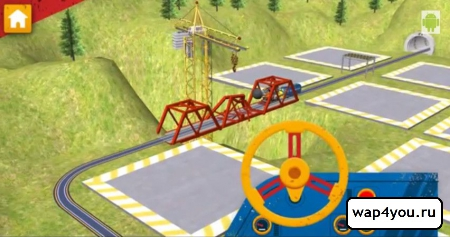 Скриншот Chuggington Ready To Build для android