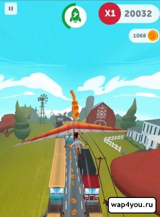 Скриншот Run Forrest Run на Андроид