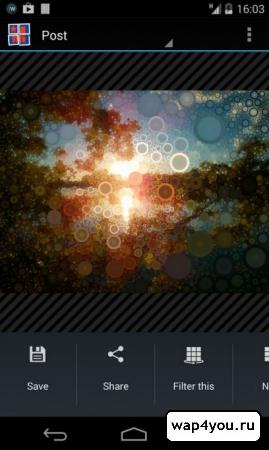 Скриншот Mosaic Art Lab на Андроид