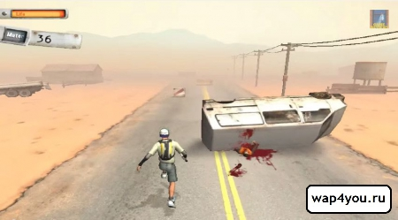 Скриншот Zombies Don't Run