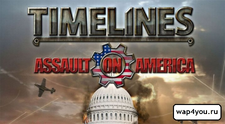 Обложка Timelines: Assault on America