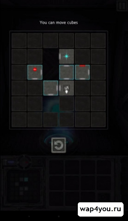 Скриншот cube для android