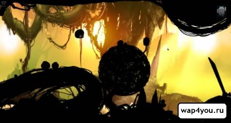 Скриншот игры на андроид BADLAND