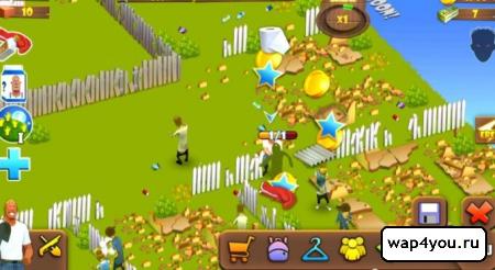 Скриншот Zombie Lane на Андроид