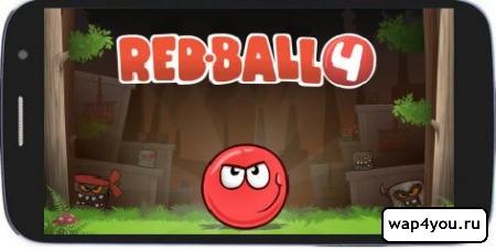 Обложка игры Red Ball 4