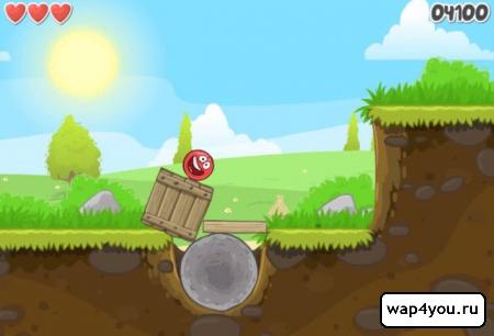 Red Ball 4 на Андроид полная версия