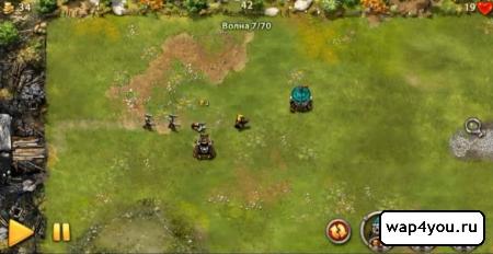 Скриншот Myth Defense LF
