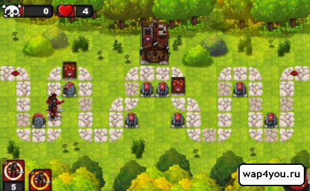 Скриншот игры Apple Maniacs