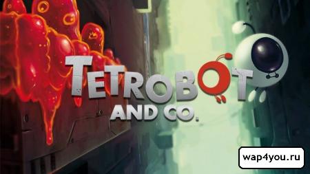 Обложка Tetrobot and Co.