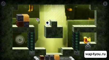 Скриншот Tetrobot and Co для андроид
