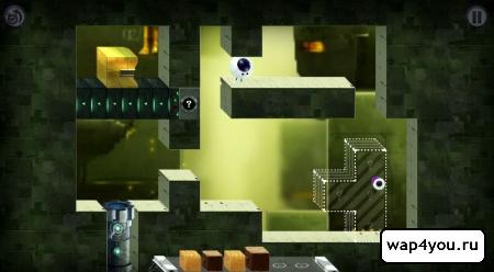 Скриншот Tetrobot and Co