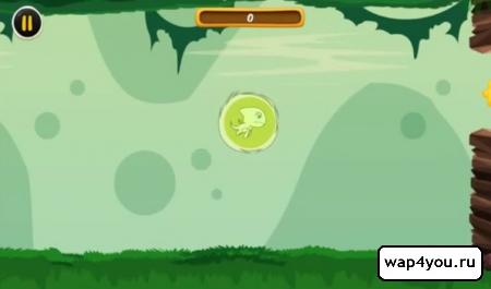 Скриншот Flappy Land